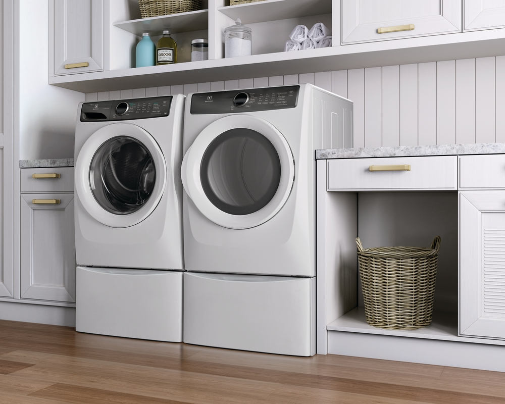 matching washer and dryer unit
