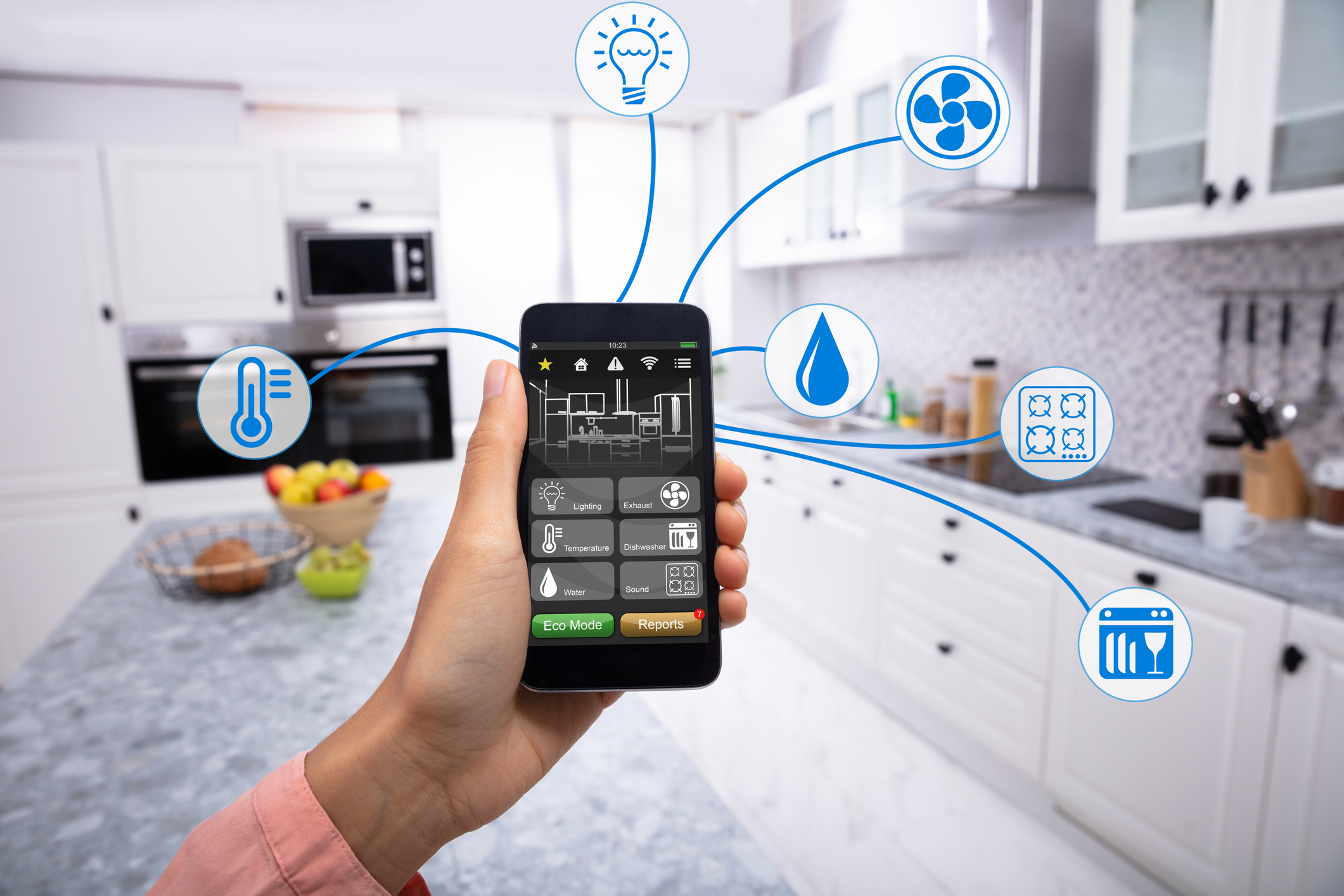 7 Benefits of Smart Home Appliances | Spencer's TV & Appliance | Phoenix, AZ