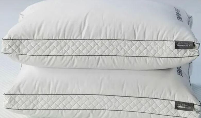 Tempur pillow for back pain