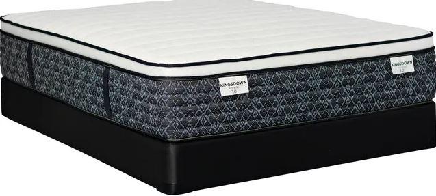 Kingsdown Sleep-to-Live mattress
