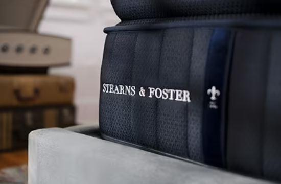 Sterns & Foster luxury mattress