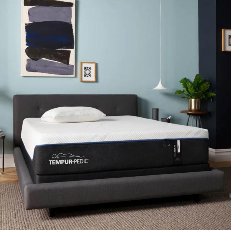 Tempur-Pedic luxury mattress