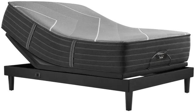 Front view of Beautyrest 700810873 hybrid mattress