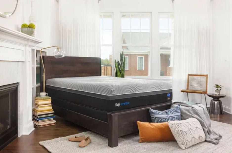 Sealy copper mattress