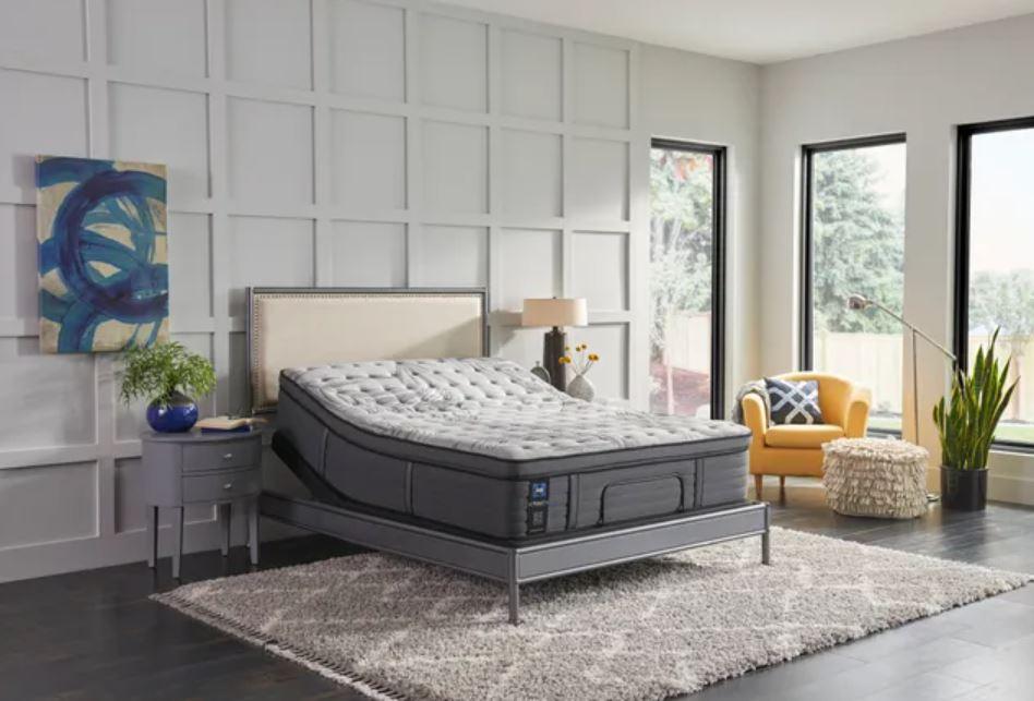 Sealy Euro top mattress
