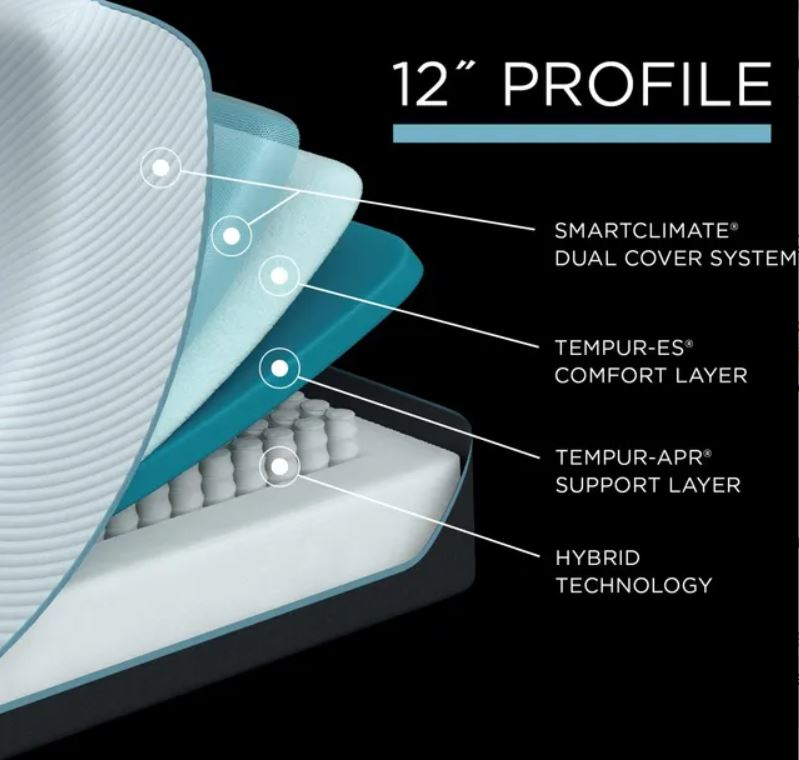 Tempur Pro-Adapt mattress
