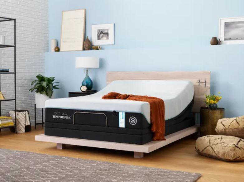Tempur-Pedic probreeze hybrid mattress
