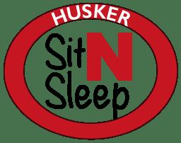 Husker Sit N Sleep