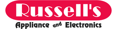 Russell's Appliance & Electronics