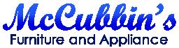 McCubbin's Furniture and Appliance