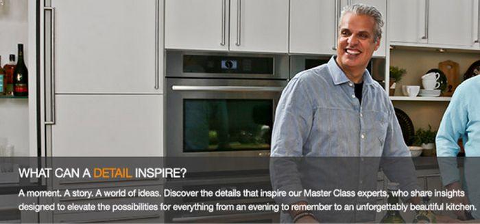 Eric Ripert S Fills His Kitchen With Jenn Air Appliances Zeglin S Home Tv Appliance Inc