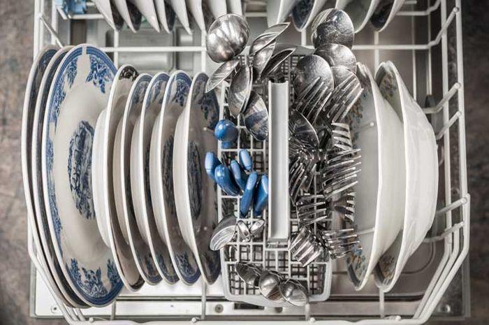 More Efficient Dishwasher