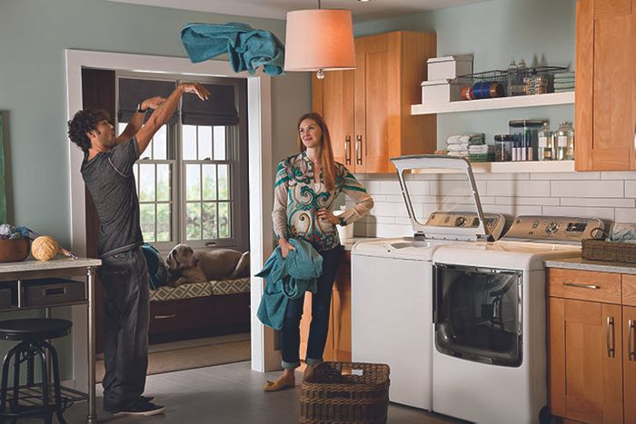 Laundry Day Has Never Been So Easy with GE