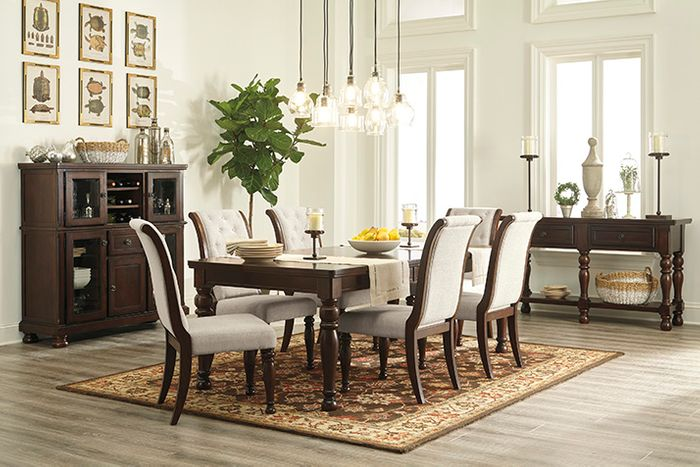 Class up Your Home with Ashley Furniture's Porter Collection