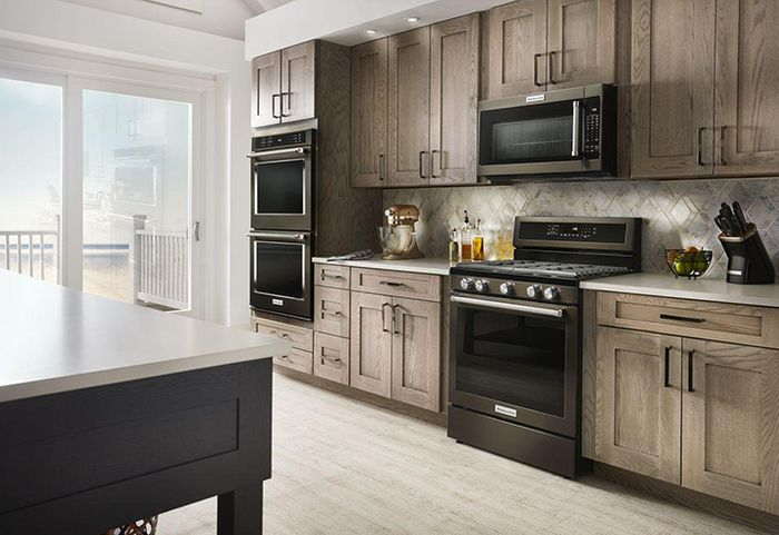 Kitchenaid Black Stainless Steel Will Take Your Breath Away Ac Carlson