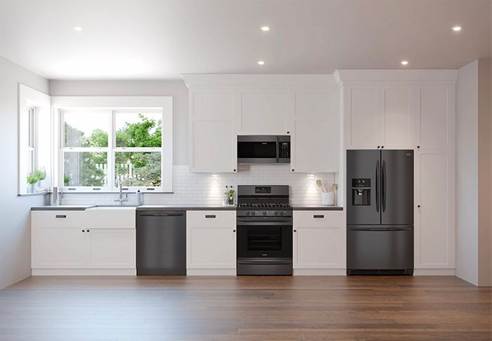 Introducing Black Stainless Steel By Frigidaire Drees Electric