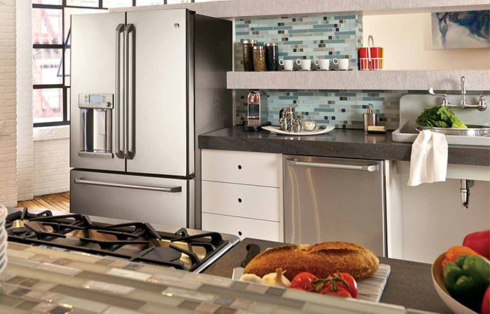 GE Stainless Steel Appliances