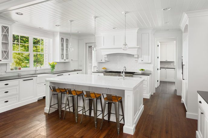 The Right Appliance Finish for Your Kitchen
