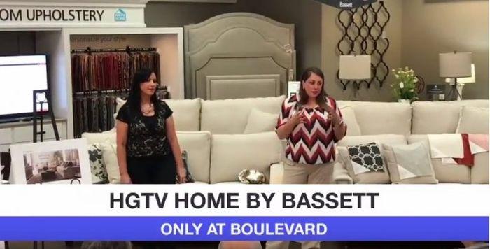 Hgtv Home By Bassett Furniture Boulevard Home Furnishings