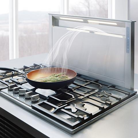 Thermador ventilation image