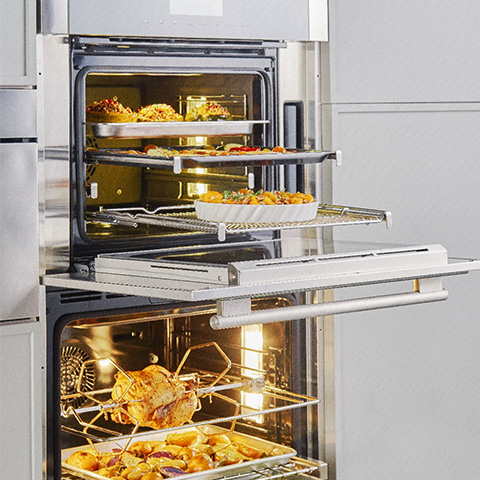 Thermador wall ovens image
