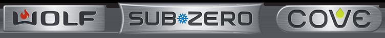Wolf, SubZero, Cove Logo