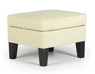Best Home Furnishings® Paisley Living Room Ottoman-0007R