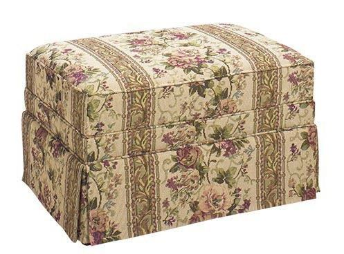 Craftmaster Living Room Ottoman-0017