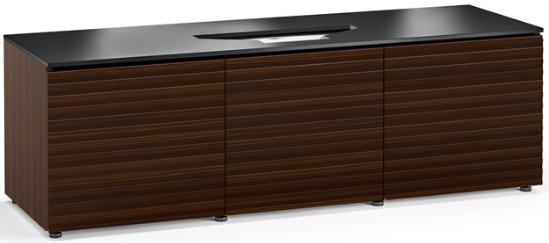 Salamander Designs® Chameleon Zurich Opium Brown 237 Vivitek Projector Cabinet-X/VIV237ZU/OB