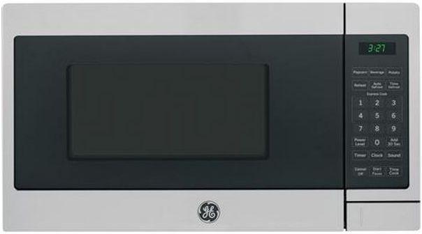 GE® Countertop Microwave-Stainless Steel-JEM3072SHSS