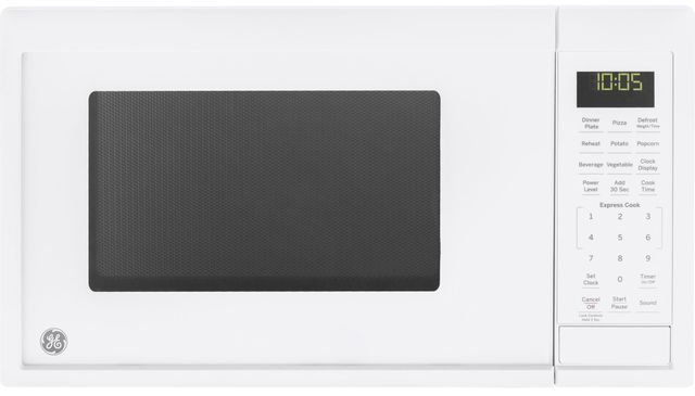 GE® Countertop Microwave-White-JES1095DMWW