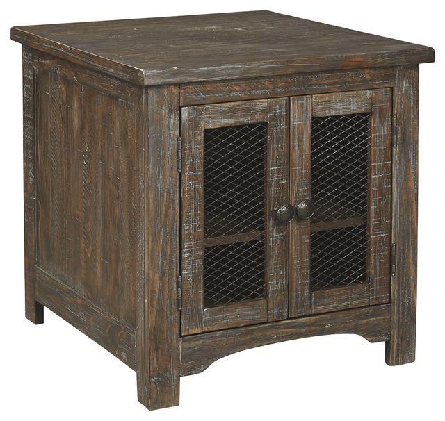 Table d'extrémité rectangulaire Danell Signature Design by Ashley®-T446-3