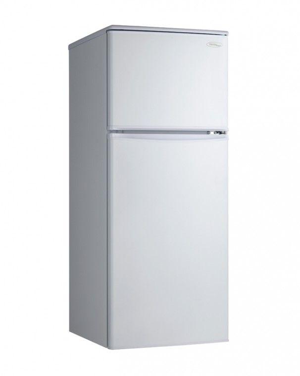 Danby® 9.1 Cu. Ft. White Apartment Size Refrigerator-DFF091A1WDB