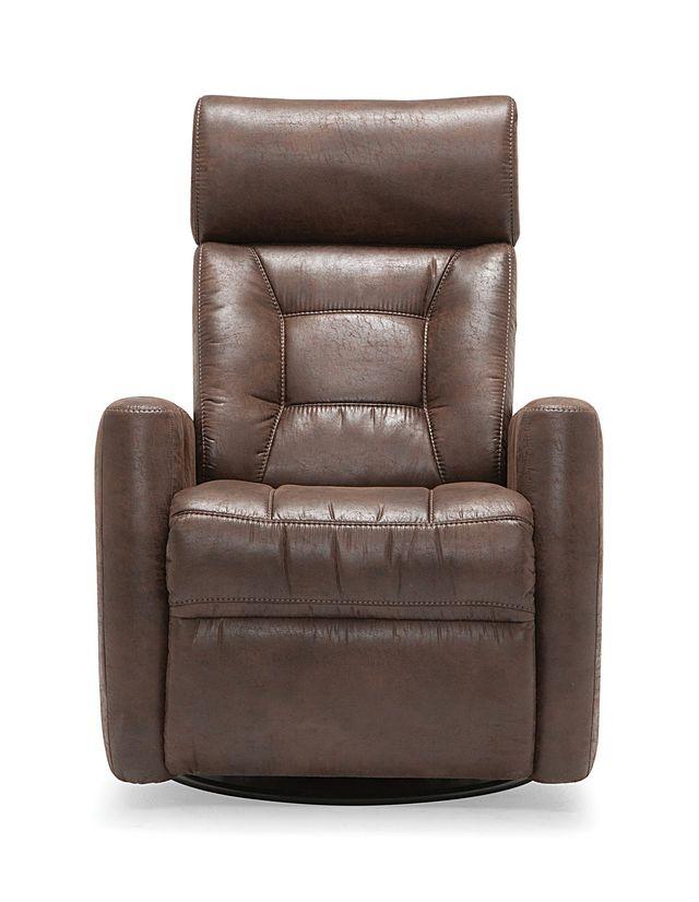 Fauteuil inclinable protège-mur motorisé Baltic en cuir Palliser Furniture®-43401-31