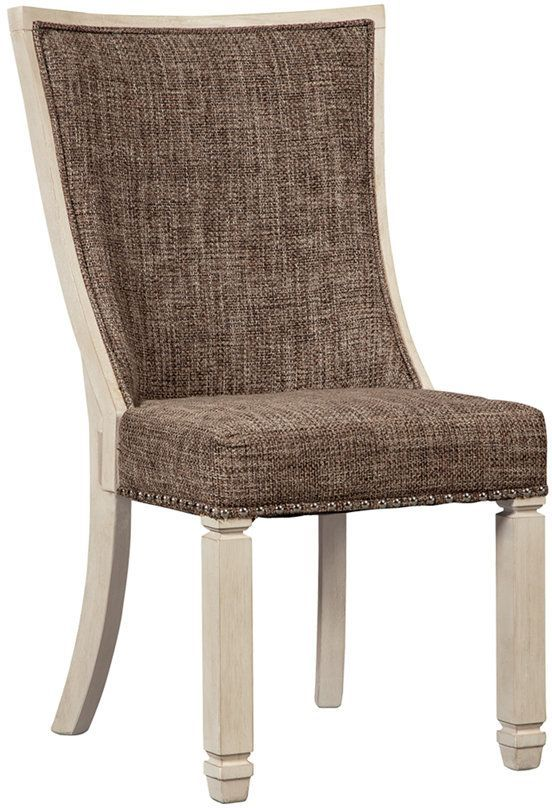 Signature Design by Ashley® Coralayne Silver Dining Upholstered Side Chairs (2pc)-D647-02