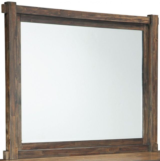 Signature Design by Ashley® Lakeleigh Brown Bedroom Mirror-B718-36