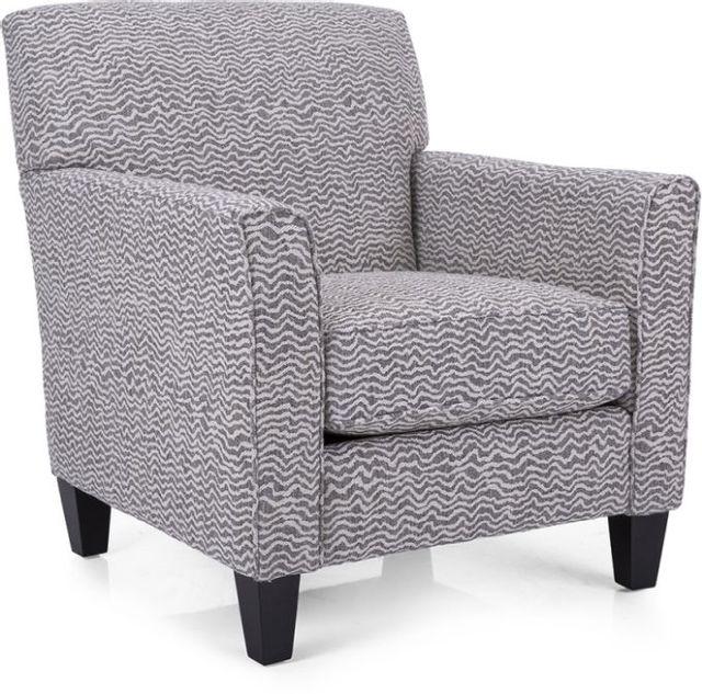 Decor-Rest® Furniture LTD 2468 Multi-Color Accent Chair-2468-CHAIR