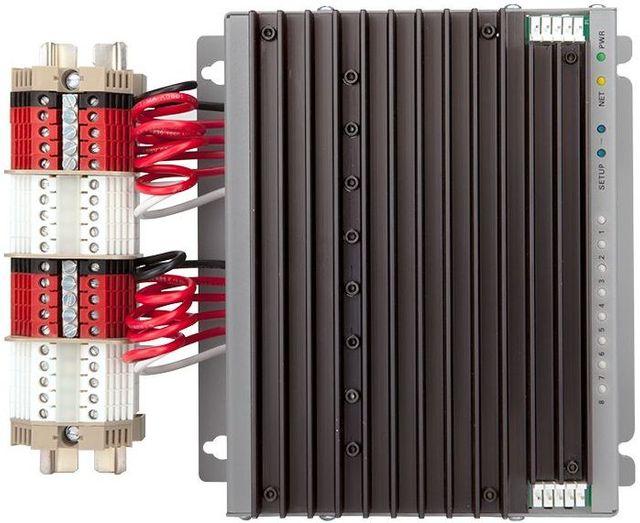Crestron® 8 Channel Universal Dimmer Module-GL-CAEN-2DIMU8-277 KIT