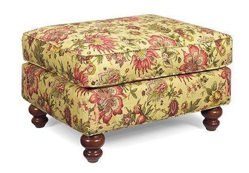 Craftmaster Living Room Ottoman-016800