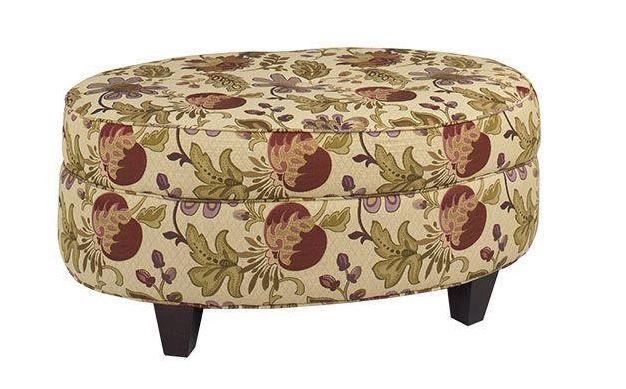 Craftmaster Living Room Ottoman-016900
