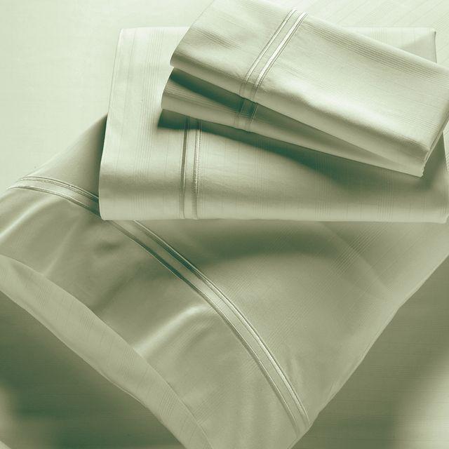 PureCare® Elements™ Premium Bamboo Sage Queen Pillowcase Set-PCSBPC-Q-GN