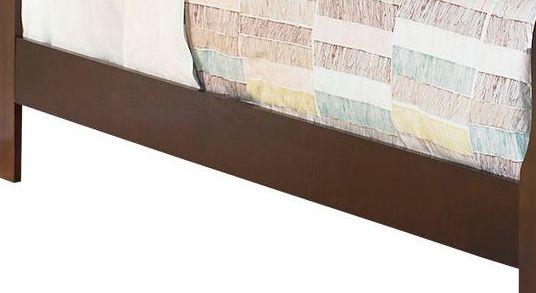 Signature Design by Ashley® Alisdair Dark Brown Twin Sleigh Rails-B376-83