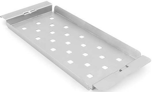Broil King® Narrow Topper-Stainless Steel-69722