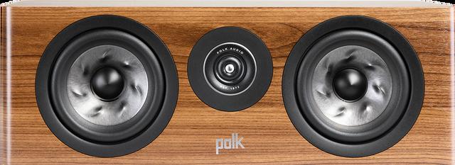 "Polk Audio Reserve R300 5.25"" Compact Center Channel Speaker -R300 Brown"