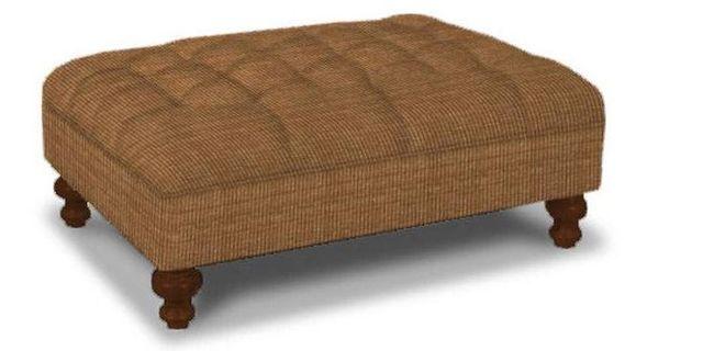 Craftmaster Living Room Ottoman-022300