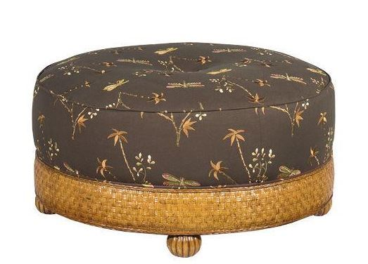 Craftmaster Living Room Ottoman-027200