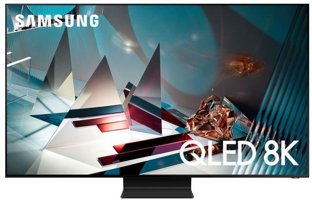 "Samsung 65"" Class Q800T QLED 8K UHD HDR Smart TV-QN65Q800TAFXZA"