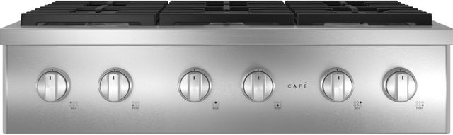 "Café™ 36"" Stainless Steel Gas Rangetop-CGU366P2TS1"