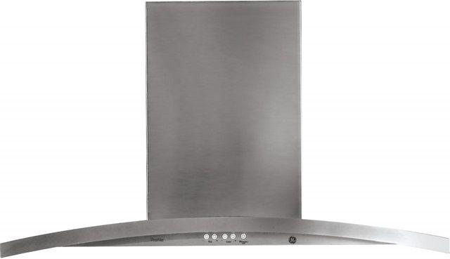 "GE® Profile™ 30"" Stainless Steel Wall Mounted Range Hood-PV970NSS"
