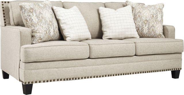 Benchcraft® Claredon Linen Sofa-1560238